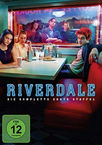 Riverdale Staffel 1 (exklusiv bei Amazon.de) (3 DVDs)