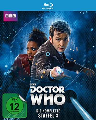 Doctor Who Staffel  3 [Blu-ray]