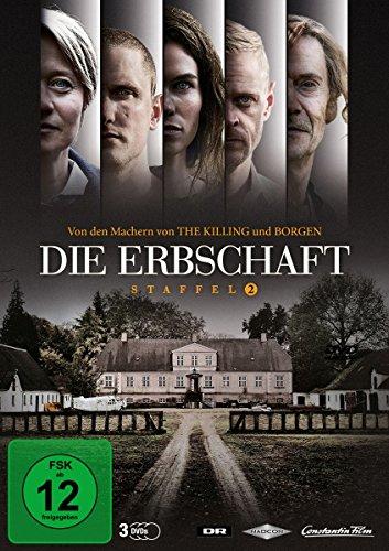 Die Erbschaft Staffel 2 (3 DVDs)