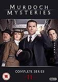 Murdoch Mysteries - Series 11 (5 DVDs)