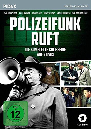 Polizeifunk ruft Die komplette Serie (7 DVDs)