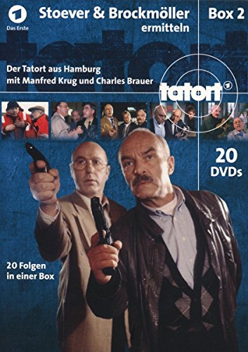 Tatort Hamburg-Box 2 (21 DVDs)