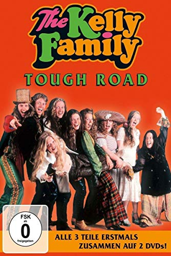 The Kelly Family - Tough Road 2 DVDs