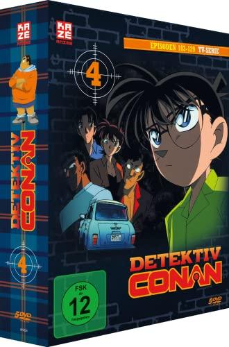 Detektiv Conan Die TV Serie: Box 4 (5 DVDs)