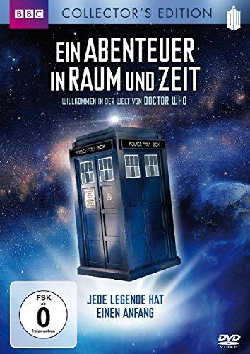 Ein Abenteuer in Raum und Zeit Die Geschichte von Doctor Who beginnt genau hier ... (Collector's Edition)