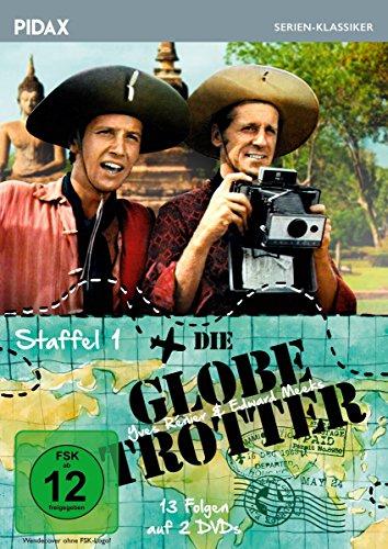 Die Globetrotter Staffel 1 (2 DVDs)