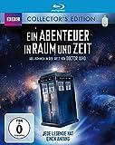 Ein Abenteuer in Raum und Zeit - Die Geschichte von Doctor Who beginnt genau hier ... (Collector's Edition) [Blu-ray]