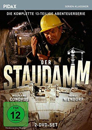 Der Staudamm Die komplette Serie (2 DVDs)
