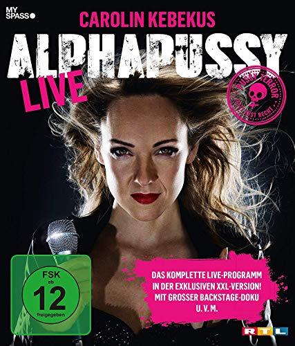 Carolin Kebekus: AlphaPussy [Blu-ray]