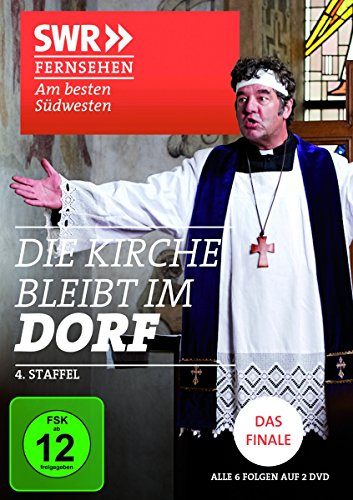 Die Kirche bleibt im Dorf Die Serie: Staffel 4 (2 DVDs)