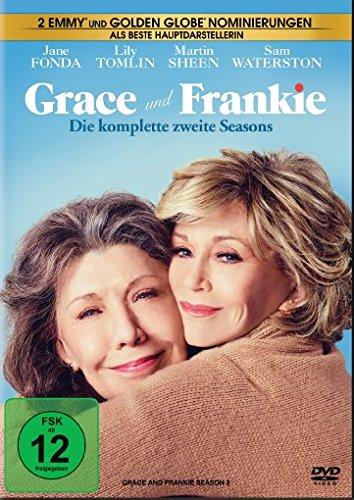 Grace und Frankie Staffel 2 (4 DVDs)