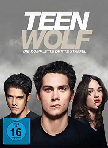 Teen Wolf Staffel 3 (Softbox) (7 DVDs)