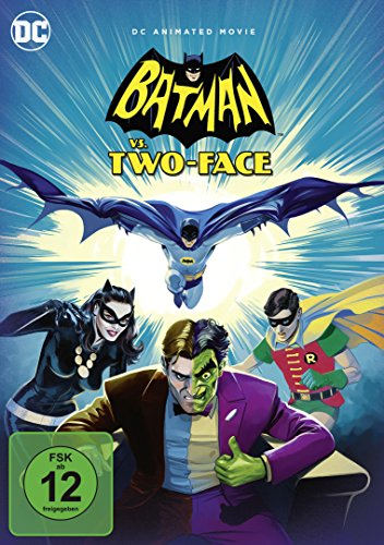 Batman: Batman vs. Two-Face
