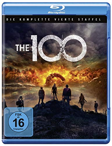 The 100 Staffel 4 [Blu-ray]