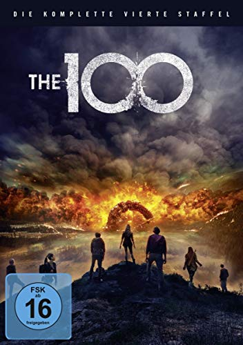 The 100 Staffel 4 (3 DVDs)