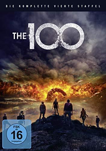 The 100 - Staffel 4 (3 DVDs)