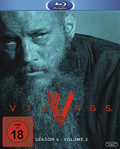 Vikings Staffel 4.2 [Blu-ray]