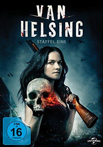 Van Helsing Staffel 1 (4 DVDs)