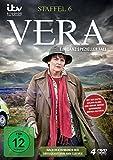 Vera - Ein ganz spezieller Fall: Staffel 6 (4 DVDs)