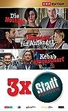 Stadtkomödien-Set 1: Die Notlüge / Herrgott für Anfänger / Kebab extrascharf! (3 DVDs)