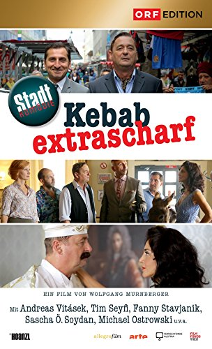 Kebab extrascharf!
