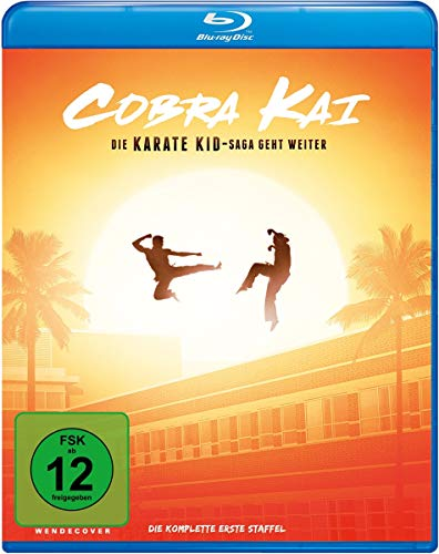 Cobra Kai Staffel 1 [Blu-ray]