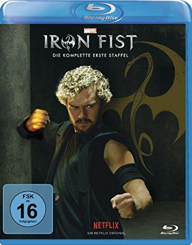 Marvel's Iron Fist Staffel 1 [Blu-ray]