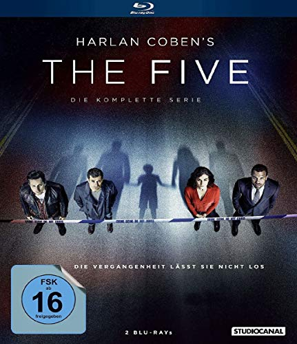 The Five Die komplette Serie [Blu-ray]