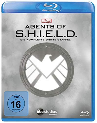 Marvel's Agents of S.H.I.E.L.D. Staffel 3 [Blu-ray]