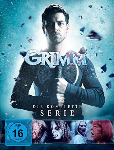 Grimm Die komplette Serie (28 DVDs)