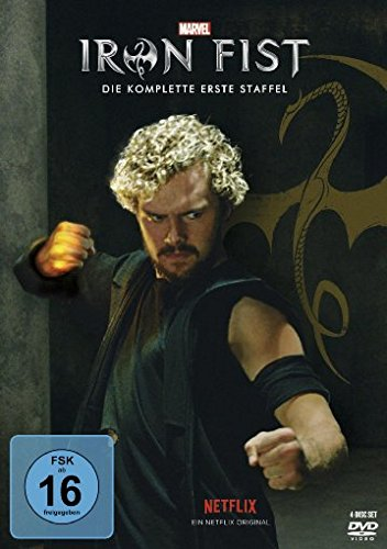 Marvel's Iron Fist Staffel 1 (4 DVDs)
