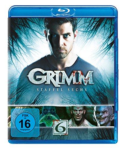 Grimm Staffel 6 [Blu-ray]