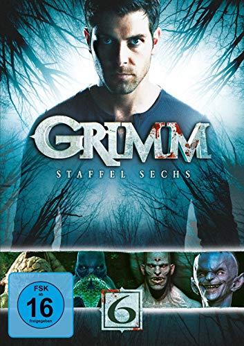 Grimm Staffel 6 (4 DVDs)
