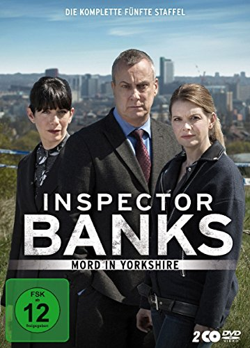 Inspector Banks Staffel 5 (2 DVDs)
