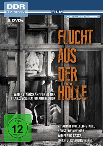 Flucht aus der Hölle (DDR TV-Archiv) (2 DVDs) DDR TV-Archiv (2 DVDs)