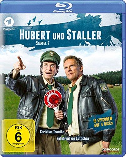 Hubert und Staller Staffel 7 [Blu-ray]