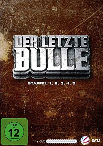 Der letzte Bulle Staffel 1-5 (14 DVDs)