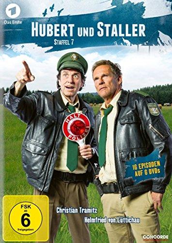 Hubert und Staller Staffel 7 (6 DVDs)