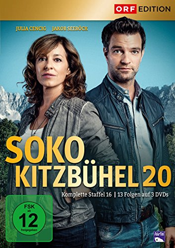SOKO Kitzbühel Box 20 (3 DVDs)