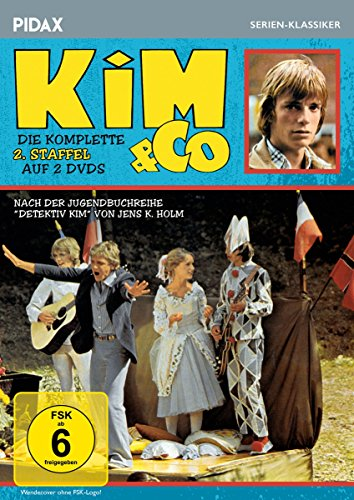 Kim & Co. Vol. 2 (2 DVDs)