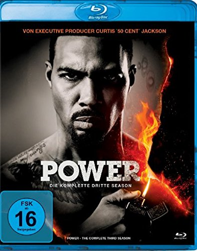 Power Staffel 3 [Blu-ray]
