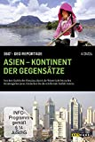 Asien - Kontinent der Gegensätze (4 DVDs)
