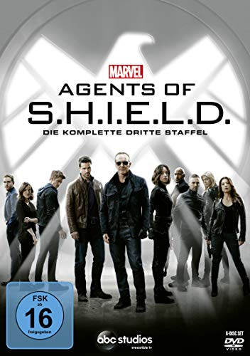Marvel's Agents of S.H.I.E.L.D. Staffel 3 (6 DVDs)