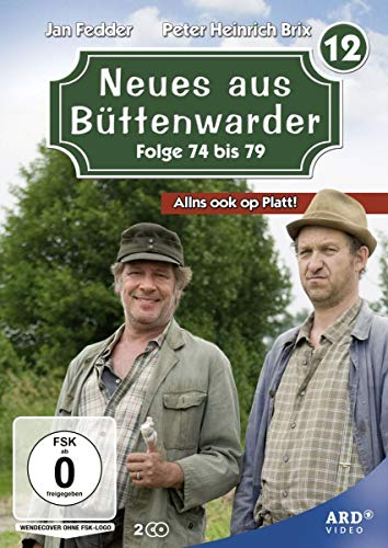 Neues aus Büttenwarder Folge 74-79 (2 DVDs)