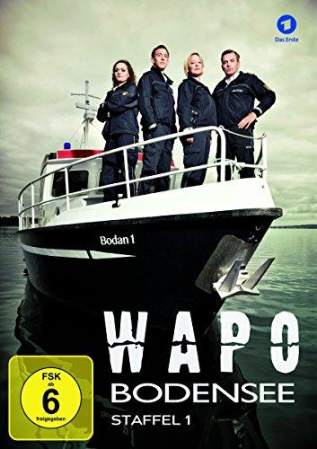 WaPo Bodensee Staffel 1 (2 DVDs)