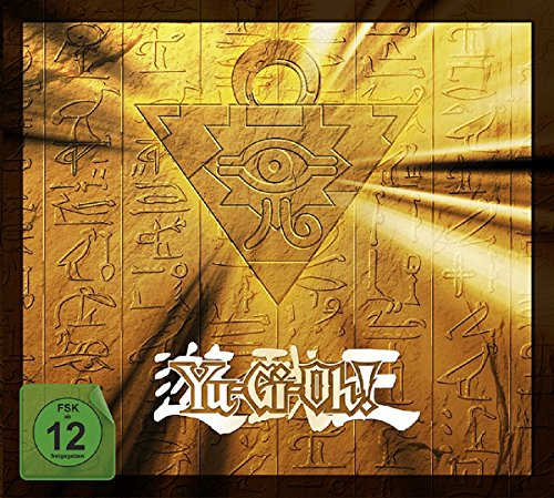 Yu-Gi-Oh! Milleniumbox (Staffel 1.1-5.2) (Limited Edition) (48 DVDs)