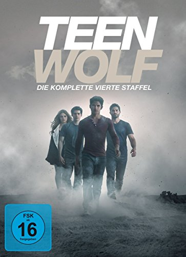 Teen Wolf Staffel 4 (4 DVDs)