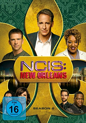 NCIS: New Orleans Staffel 2 (6 DVDs)