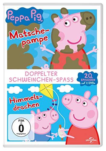 Peppa Pig: Matschepampe & Himmelsdrachen (2 DVDs)