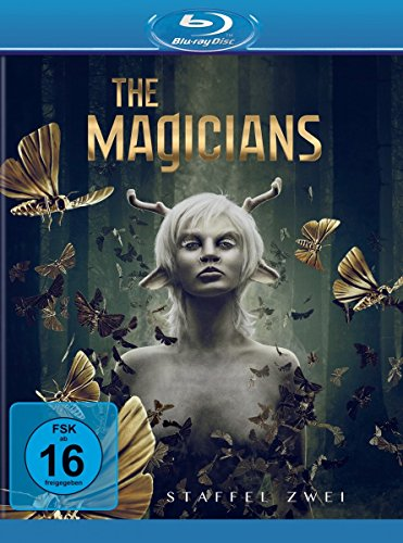 The Magicians Staffel 2 [Blu-ray]